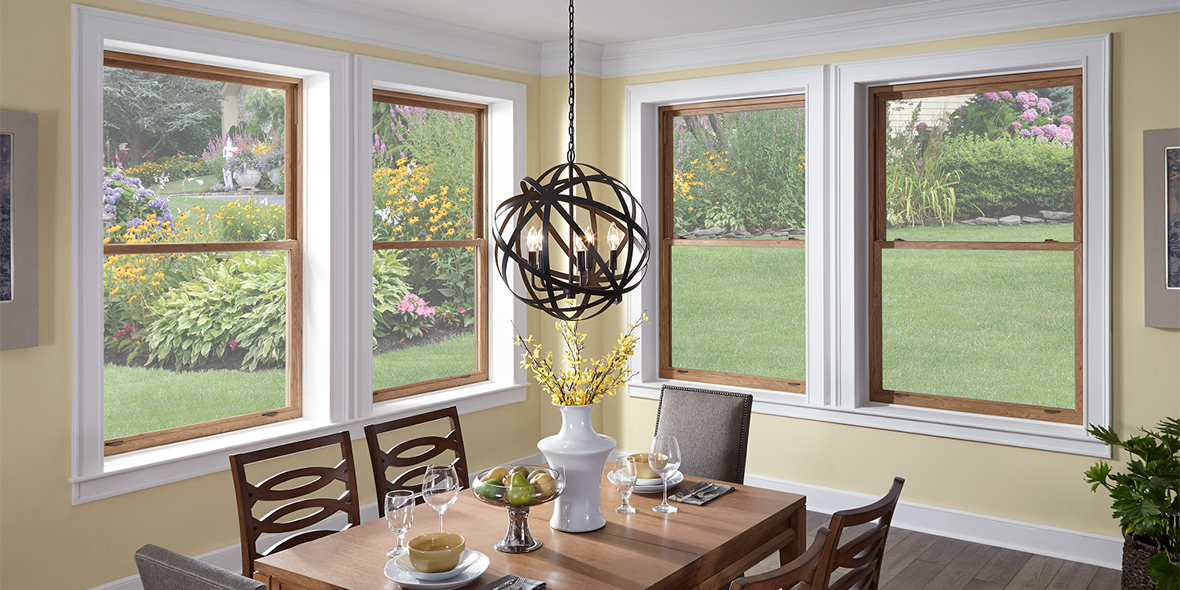 New WinGuard Vinyl Double Hung DH5560